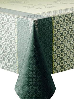 Garnier-Thiebaut Nordic Light Tablecloth (Sapin Vert)