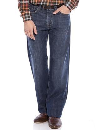Hackett Vaquero 5 bolsillos (Azul oscuro)