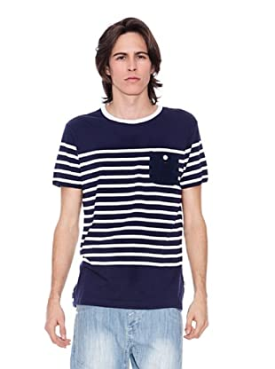 Gio Goi Camiseta Eachway (azul marino)