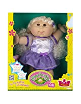 Cabbage Patch Kids Doll - Princess, Caucasian Girl, Blond Hair