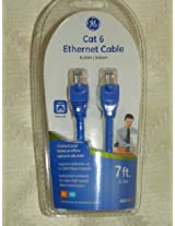 Ge Jasco 96247 7' Cat 6 Ethernet Cable