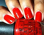 OPI Skyfall Collection -The Spy Who Loved Me