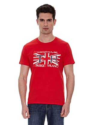 TH Camiseta Inglaterra Jerime (Rojo)
