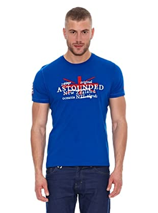 Astounded Camiseta Rhode Island (Azul)