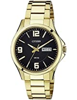 Citizen Analog Black Dial Men's Watch - BF2002-52E