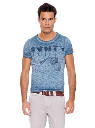 Pepe Jeans London Camiseta Cale (Azul)