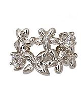 Madclozet Bouquet Ear Cuffs For Women
