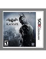 Batman: Arkham Origins Blackgate (Nintendo 3DS) (NTSC)