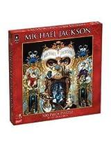 Be Puzzled Pop Culture Puzzles Michael Jackson 500pc Dangerous Puzzle By University Games
