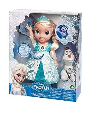 Frozen Puppe Elsa Luce delle Nevi
