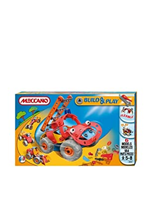 Meccano Fire Truck