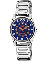 Fastrack Analog Blue Dial Women's Watch - 6116SM01