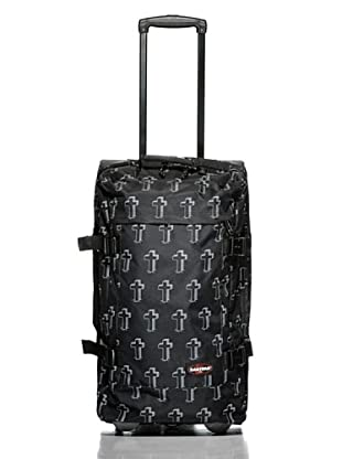 Eastpak Trolley Tiras Negro / Blanco