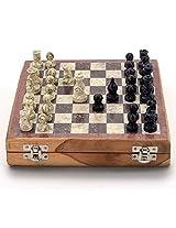 Jaipur Raga Real Makrana Marble Chess Board Handicraft Marble Chess Board