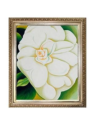 White Camelia, Georgia O'Keeffe
