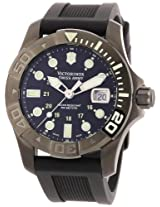 Victorinox Swiss Army Mens 241426 Dive Master 500 Black Ice Black Dial Watch
