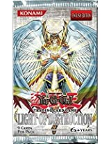 Yu Gi Oh Light Of Destruction Unlimited Booster Pack