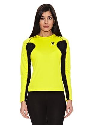 Kelme Camiseta Galán (Amarillo)