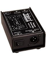 Techno Geek present Talent HLZ1 Passive Direct Box transformer balanced XLR output