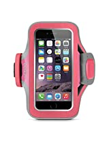 Belkin Slim-Fit Plus Armband for iPhone 6 (Fuchsia)
