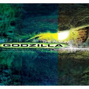 【クリックで詳細表示】Various Artists : Godzilla (1998) - 音楽