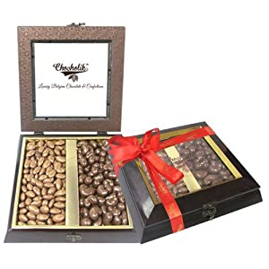 Surprise Your Beloved with Milk Nutties and Cashew - Chocholik Dry Fruits