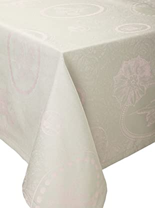 Garnier-Thiebaut Mille Éclats Tablecloth (Rose)