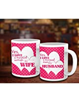 Karvachauth Special Collection_Gift for Expression of Love_Wife_Husband_Mug