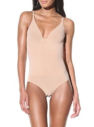 Cosabella Women's Smooth Teddy (Nude)