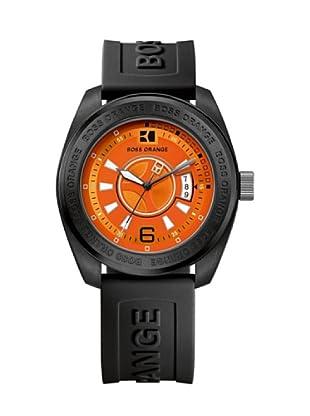 Hugo Boss 1512543 - Reloj de caballero de cuarzo, correa de plástico color negro