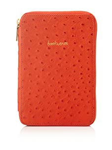 Rebecca Minkoff Women's Bookworm Kindle Case (Orange)