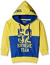 Gini & Jony Boys' Hooded Sweatshirtshirt