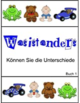Was ist anders (Buch 1) (Können Sie die Unterschiede) (German Edition)