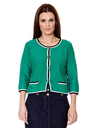 Cortefiel Bolero-Jacke (Grün)