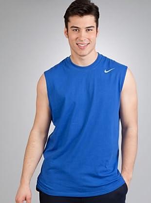 Nike Camiseta (Azul)
