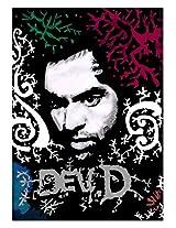 Abhay Deol Art Print by Nishant D'souza