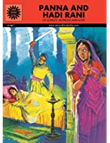 Panna and Hadi Rani (Amar Chitra Katha)