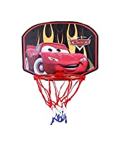 Disney DAE00012 Cars Mini Basketball Board (Red)