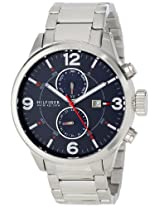 Tommy Hilfiger Men's 1790903 Casual Sport Stainless Steel Multi-Eye Watch