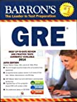 Barron's New GRE: The Leader In Test Preparation 2015 (With CD-ROM)