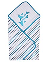 Beebop Baby Teal Blue Wrapper