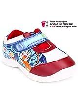 Fisher Price Doraemon Casual Shoes - Velcro Closure