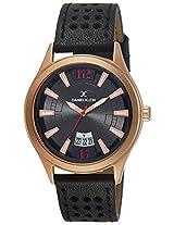 Daniel Klein Analog Black Dial Men's Watch - DK10812-1