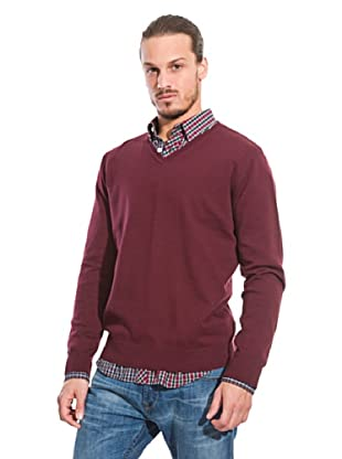 Springfield Pullover (Bordeaux)