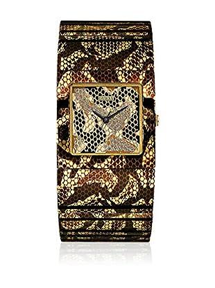 Guess Reloj de cuarzo Woman Leopardo 30 mm
