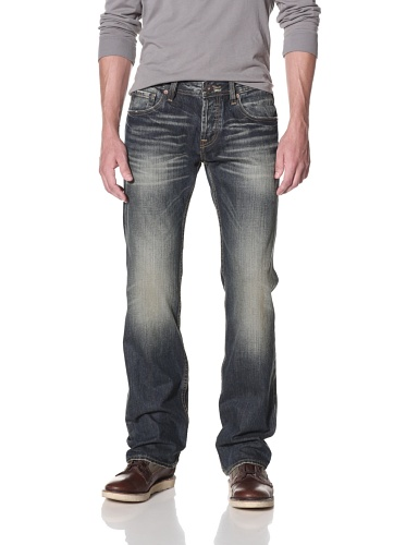 Cult of Individuality Men's Hagen Relaxed Jeans (Sahara)