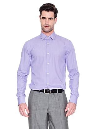 Hugo Boss Camisa Jenno (Lila)