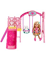 Barbie Chelsea Swing Set, Multi Color