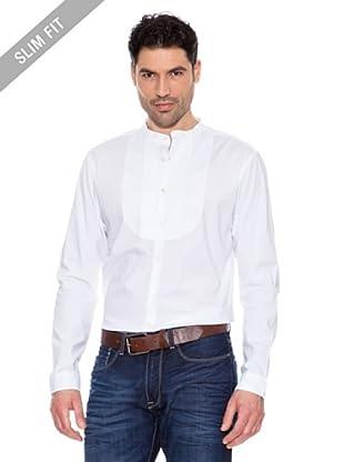 Pedro Del Hierro Camisa Jareta (Blanco)