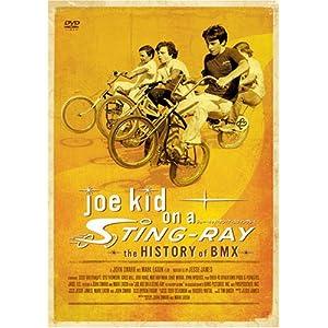 ジョー・キッド・オン・ア・スティングレイの画像
